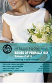 Brides of Penhally Bay - Vol 2: The Doctor's Royal Love-Child / Nurse Bride, Bayside Wedding / Single Dad Seeks a Wife / Virgin Midwife, Playboy Doctor (Mills & Boon Romance) (eBook, ePUB)
