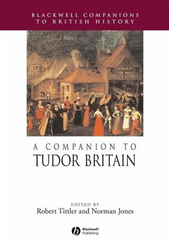 A Companion to Tudor Britain (eBook, PDF)