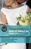 Brides of Penhally Bay - Vol 1: Christmas Eve Baby / The Italian's New-Year Marriage Wish / The Doctor's Bride By Sunrise / The Surgeon's Fatherhood Surprise (Mills & Boon Romance) (eBook, ePUB)