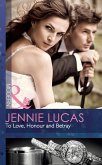 To Love, Honour and Betray (Mills & Boon Modern) (eBook, ePUB)