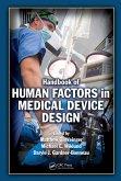 Handbook of Human Factors in Medical Device Design (eBook, PDF)