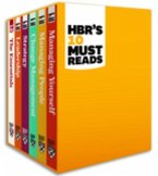 HBR's 10 Must Reads Boxed Set (6 Books) (HBR's 10 Must Reads) (eBook, ePUB)