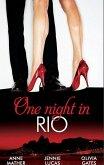 One Night in... Rio: The Brazilian Millionaire's Love-Child / Virgin Mistress, Scandalous Love-Child / The Surgeon's Runaway Bride (eBook, ePUB)