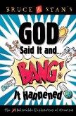 God Said It and Bang! It Happened (eBook, ePUB)