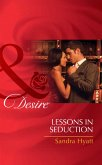 Lessons in Seduction (Mills & Boon Desire) (eBook, ePUB)