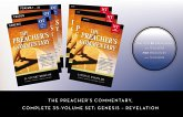 The Preacher's Commentary, Complete 35-Volume Set: Genesis - Revelation (eBook, ePUB)