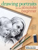 Drawing Portraits for the Absolute Beginner (eBook, ePUB)