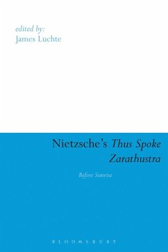 Nietzsche's Thus Spoke Zarathustra (eBook, ePUB)