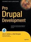 Pro Drupal Development (eBook, PDF)