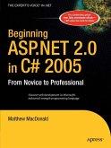 Beginning ASP.NET 2.0 in C# 2005 (eBook, PDF)