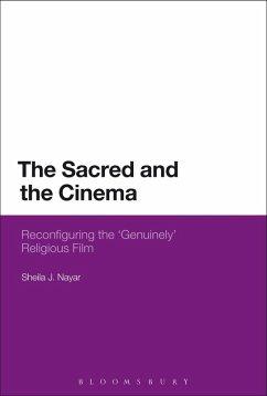 The Sacred and the Cinema (eBook, PDF) - Nayar, Sheila J.