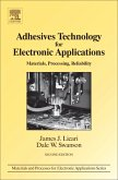 Adhesives Technology for Electronic Applications (eBook, ePUB)
