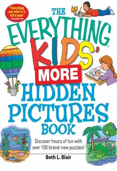 The Everything Kids More Hidden Pictures Book