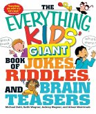 The Everything Kids' Giant Book of Jokes, Riddles, and Brain Teasers (eBook, ePUB)