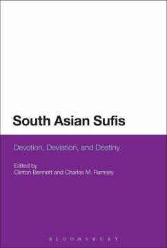 South Asian Sufis (eBook, PDF)