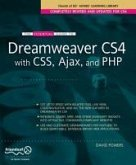 The Essential Guide to Dreamweaver CS4 with CSS, Ajax, and PHP (eBook, PDF)
