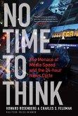 No Time To Think (eBook, PDF)