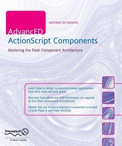 AdvancED ActionScript Components (eBook, PDF) - de Donatis, Antonio