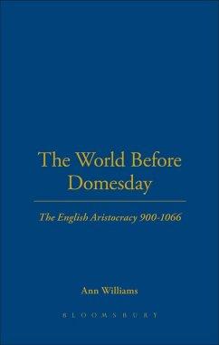 The World Before Domesday (eBook, ePUB) - Williams, Ann