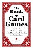 The Book of Card Games (eBook, ePUB)