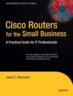 Cisco Routers for the Small Business (eBook, PDF) - Neumann, Jason