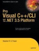 Pro Visual C++/CLI and the .NET 3.5 Platform (eBook, PDF)