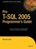 Pro T-SQL 2005 Programmer's Guide (eBook, PDF)