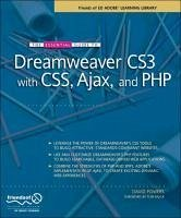 The Essential Guide to Dreamweaver CS3 with CSS, Ajax, and PHP (eBook, PDF) - Powers, David