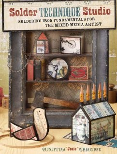 Solder Technique Studio (eBook, ePUB) - Cirincione, Giuseppina