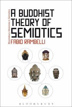 A Buddhist Theory of Semiotics (eBook, ePUB) - Rambelli, Fabio
