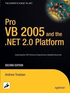 Pro VB 2005 and the .NET 2.0 Platform (eBook, PDF) - Troelsen, Andrew