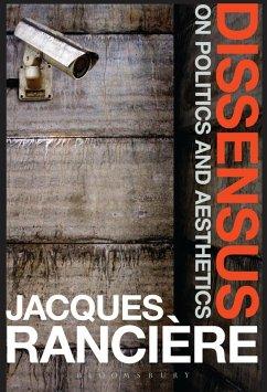 Dissensus (eBook, PDF) - Rancière, Jacques