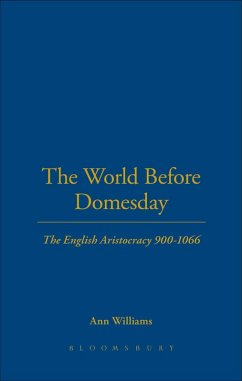 The World Before Domesday (eBook, PDF) - Williams, Ann