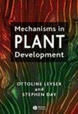 Mechanisms in Plant Development (eBook, PDF)