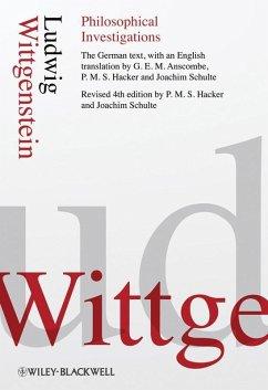 Philosophical Investigations (eBook, PDF) - Wittgenstein, Ludwig