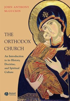 The Orthodox Church (eBook, ePUB) - Mcguckin, John Anthony