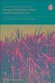 Annual Plant Reviews, Volume 42, Nitrogen Metabolism in Plants in the Post-genomic Era (eBook, ePUB)