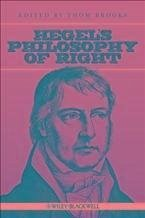 Hegel's Philosophy of Right (eBook, PDF)