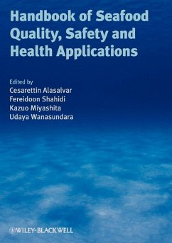 Handbook of Seafood Quality, Safety and Health Applications (eBook, ePUB)