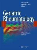 Geriatric Rheumatology (eBook, PDF)