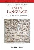 A Companion to the Latin Language (eBook, ePUB)