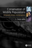 Conservation of Wildlife Populations (eBook, PDF)