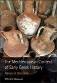 The Mediterranean Context of Early Greek History (eBook, ePUB)