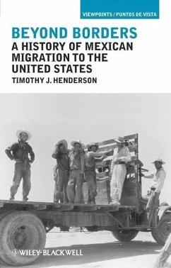 Beyond Borders (eBook, ePUB) - Henderson, Timothy J.
