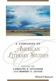 A Companion to American Literary Studies (eBook, ePUB)