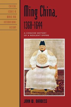 Ming China, 1368-1644 (eBook, ePUB) - Dardess, John W.