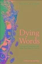 Dying Words (eBook, ePUB) - Evans, Nicholas