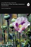 Annual Plant Reviews, Volume 40, Biochemistry of Plant Secondary Metabolism (eBook, ePUB)