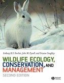 Wildlife Ecology, Conservation and Management (eBook, PDF)
