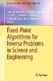 Fixed-Point Algorithms for Inverse Problems in Science and Engineering (eBook, PDF)